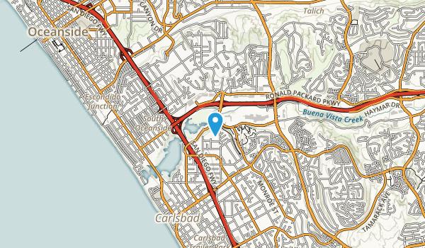 Hosp Grove Park Map