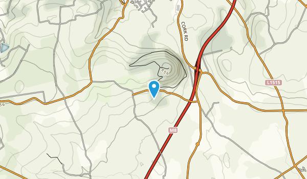 Corrin Woods Map