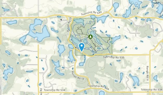 Chickakoo Regional Park Map