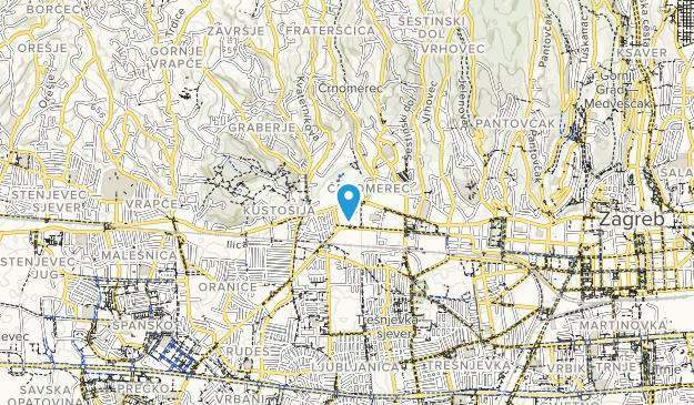 Grmoščica Map