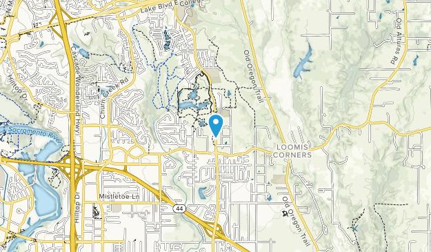 Lema Ranch Map