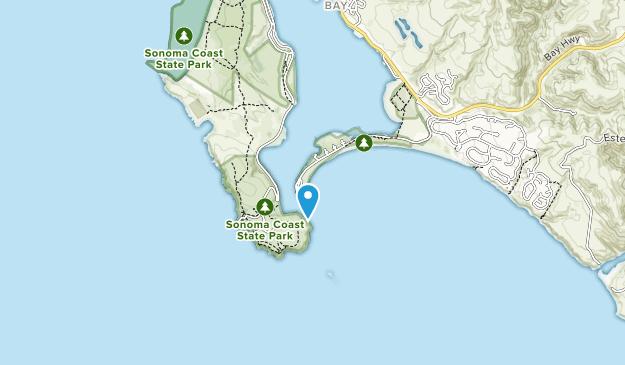 Doran Regional Park Map