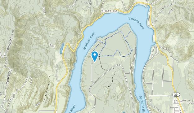McLellan Conservation Area Map