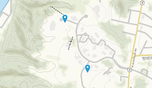 Rensselaer Tech Park Map
