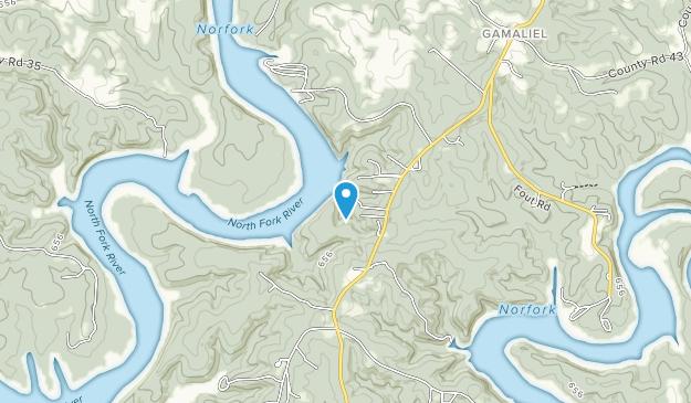 Seward Point Wildlife Management Area Map