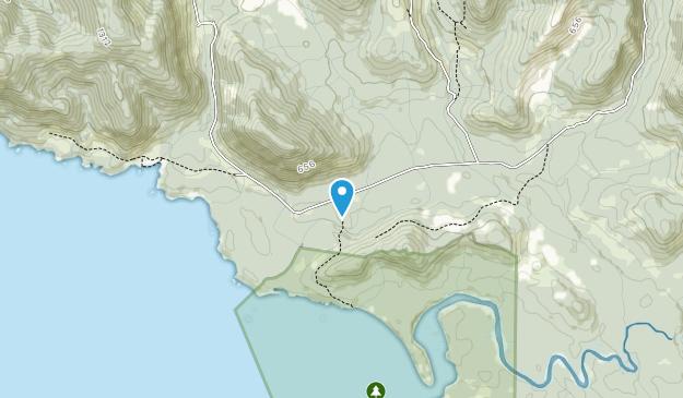 Raft Cove Provincial Park Map