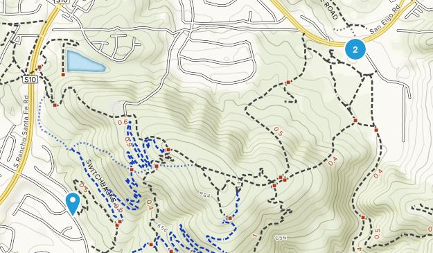 Rancho La Costa Habitat Conservation Area Map