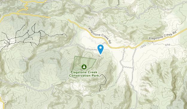 Flagstone Environmental Park Map