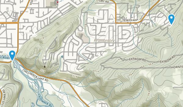 Mount Thom Park Map