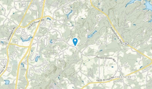 Lainerland Park Map