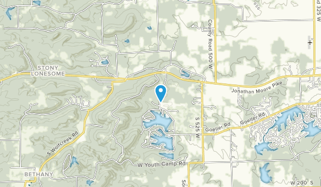 Sycamore Land Trust Map