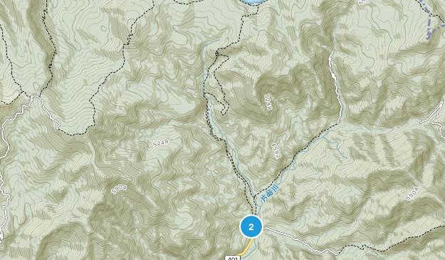 Oze National Park Map