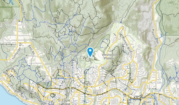 Eagle Mountain Park Map