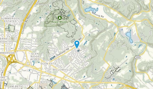 Shor Park Map