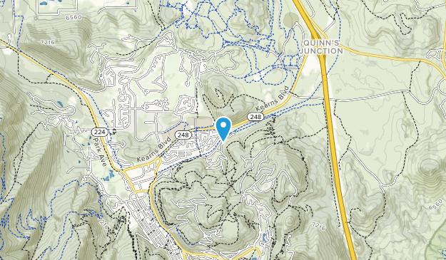 Prospector Park Map