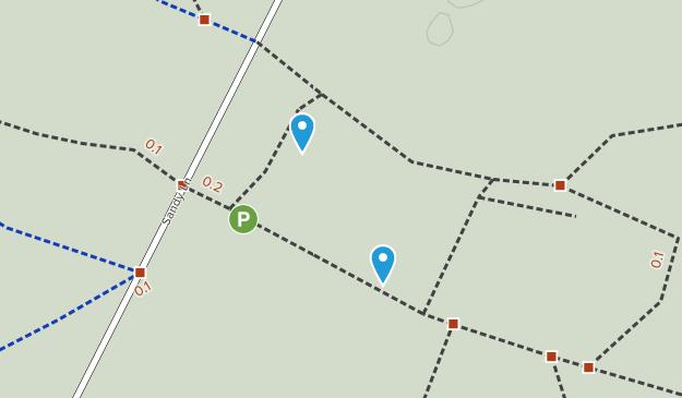 Rowney Warren Map