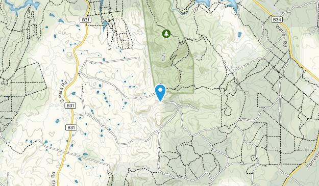 Warren Conservation Park Map