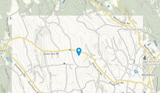 Good Hill Farm Preserve Map
