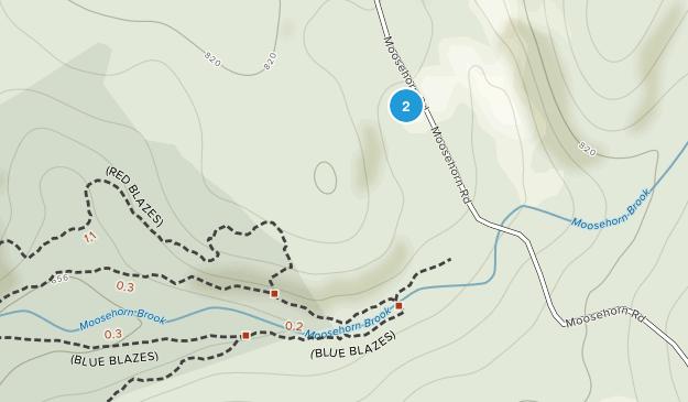 Beardsley Preserve Map