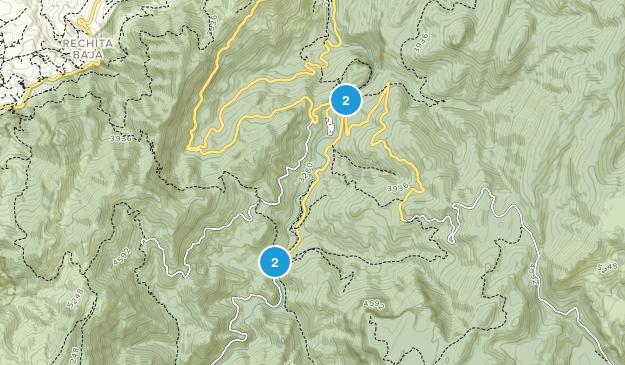 Parque Natural de Cazorla Segura y las Villas Map