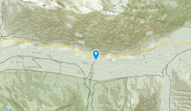 Nlhaxten/Cerise Creek Conservancy Map