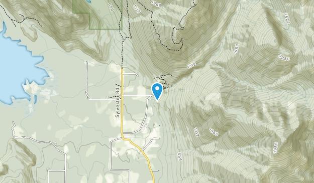 Cascade Falls Regional Park Map