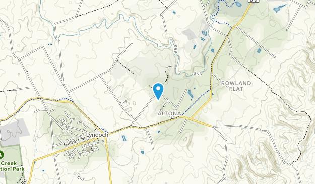 Altona CSR Landcare Reserve Map