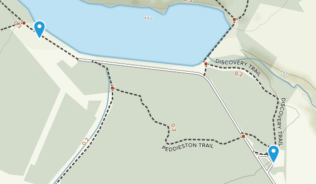 Crombie Country Park Map