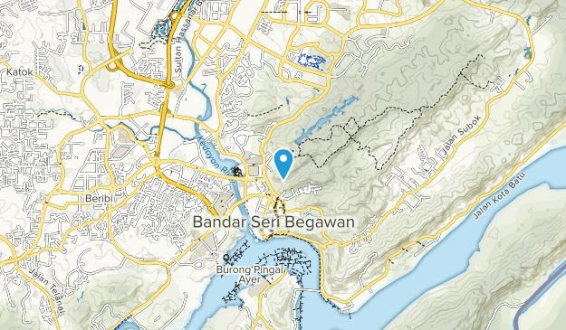 Taman Peraginan Tasek Lama Map