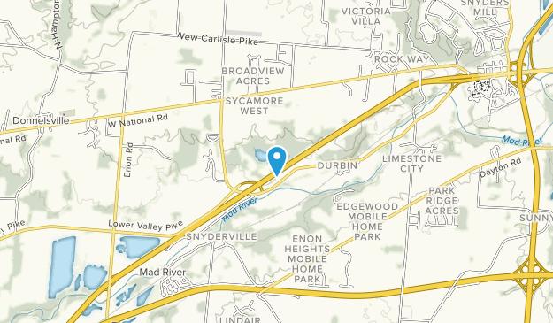 George Rogers Clark Park Map