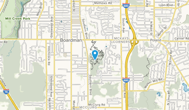 Boardman Park Map