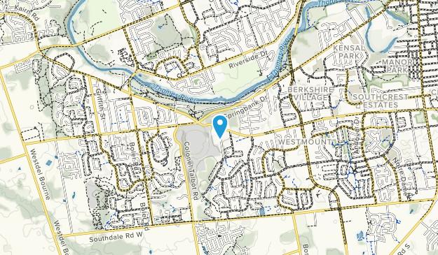 Reservoir Park Map