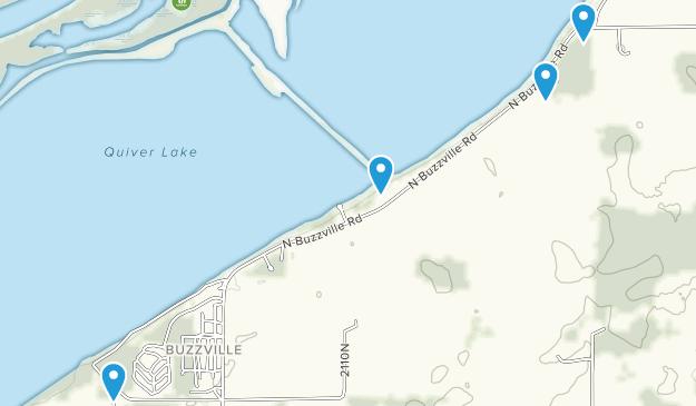 Chautauqua National Wildlife Refuge Map