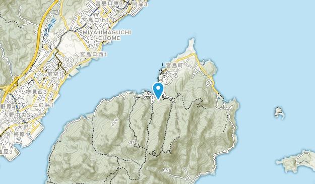Omoto Park Map