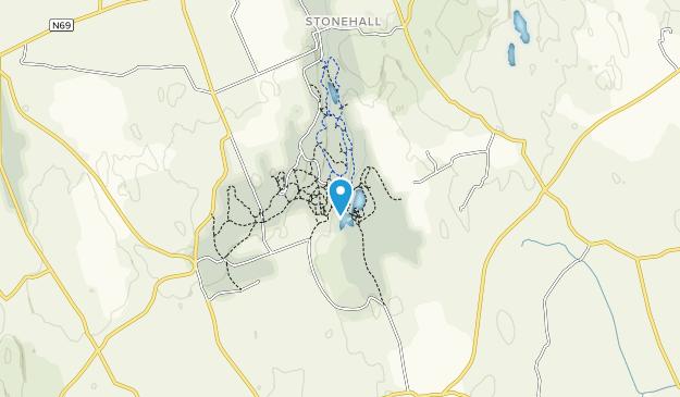 Curraghchase Forest Park Map