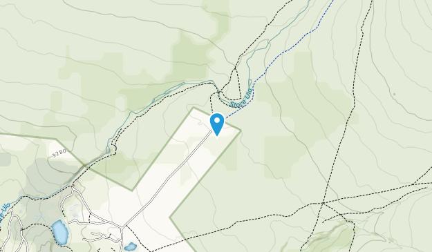 Rondane National Park Map