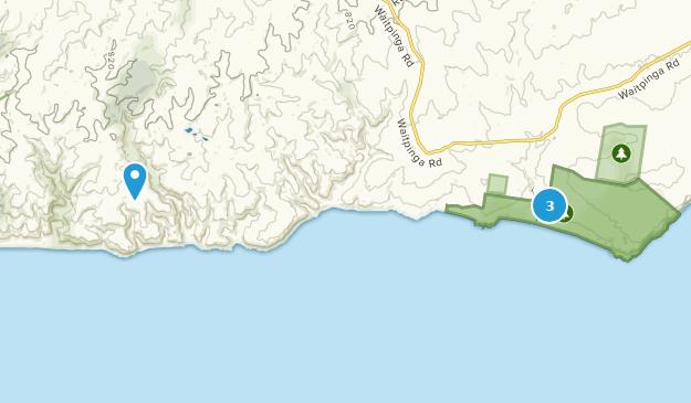 Newland Head Conservation Park Map
