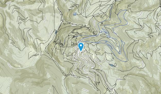 Schweitzer Mountain Ski Resort Map
