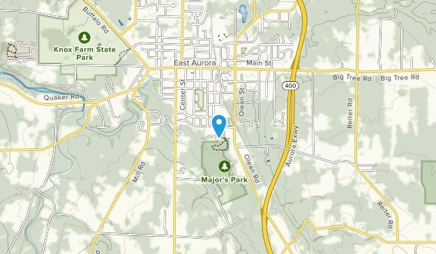 Major's Park  Map