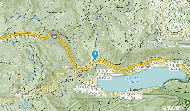 Truckee Donner Land Trust Map