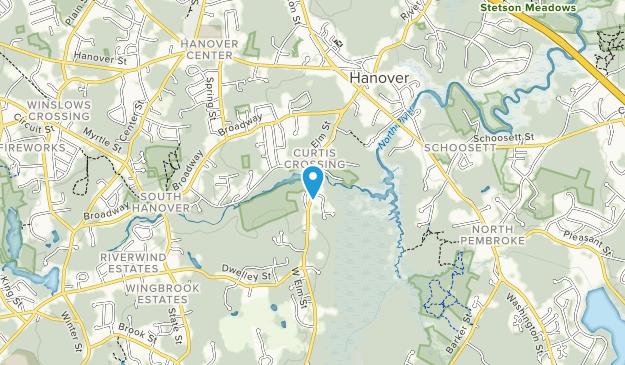 Tucker Preserve Map