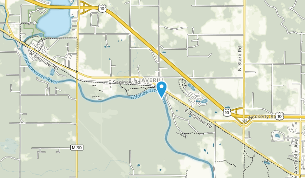 Averill Preserve Map