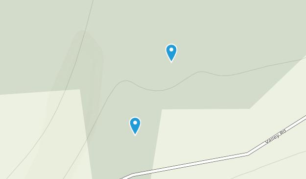 Peters Memorial Woods Map