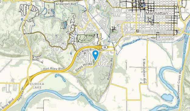 Michael-Ross Audubon Preserve Map