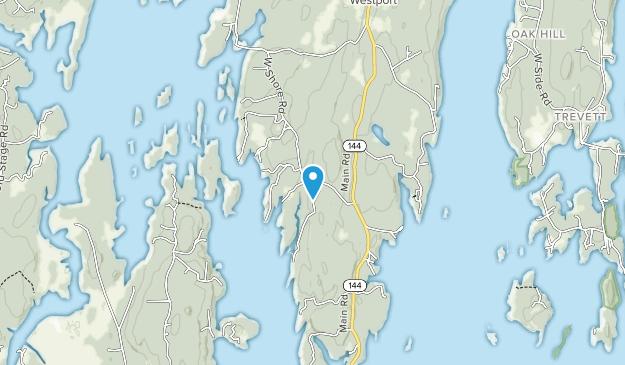 Bonyun Preserve Map