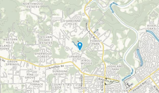 Kiroli Park Map