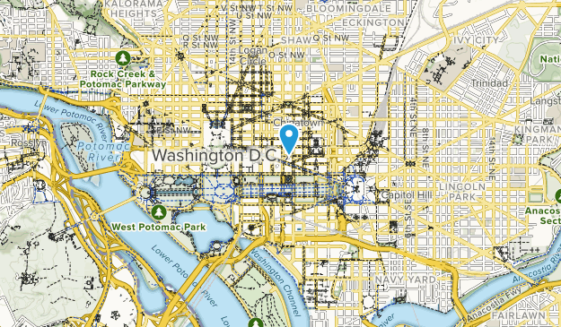Smithsonian Washington Dc Map.Best Trails In The Washington Mall Smithsonian Grounds Park Alltrails