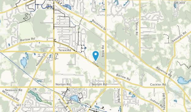 Wood Hollow Metro Park Map