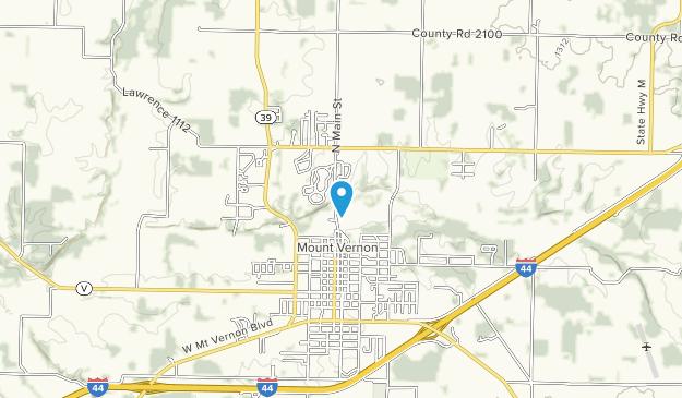 Williams Creek Pond Park Map
