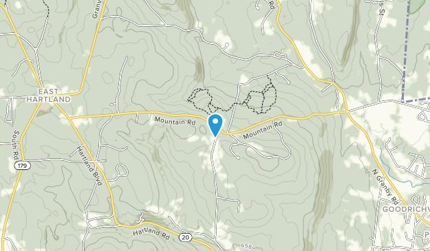 Mary Edwards Mountain Property Map